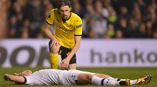 Auf dem Platz stand Subotic in der vergangenen Spielzeit selten, meist saß er auf der Bank oder war gar nicht im BVB-Kader.