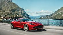 Dass ein schönes Designkonzept kein Einzelstück bleiben muss, beweist die Zusammenarbeit von Aston Martin und Zagato.