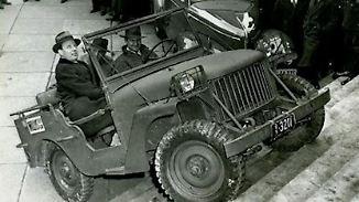 Allrounder mit 75-jähriger Geschichte: Wie der Jeep zum Jeep wurde