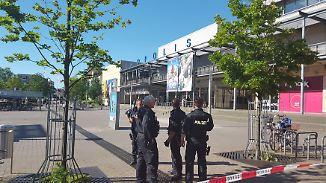 Kein Hinweis auf Terrorakt: SEK stoppt mutmaßlichen Amokläufer in Viernheim