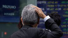 Größter Kurssturz beim Dax seit 2008: Brexit löst Börsenbeben aus