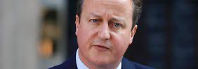 Nach Brexit-Entscheidung: Cameron kündigt Rücktritt an