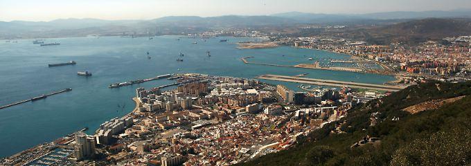 96 Prozent gegen Brexit: Spanien fordert Gibraltar zurück