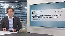 n-tv Netzreporter: So reagiert das Netz auf den Brexit