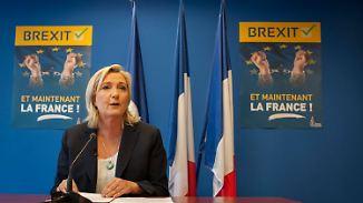 Weitere EU-Austritte in Sicht?: Brexit wird zum gefundenen Fressen für Rechtspopulisten