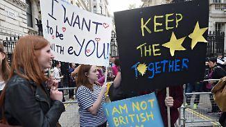 Schottland-Referendum auf dem Tisch: Junge Briten bangen um ihre Zukunft
