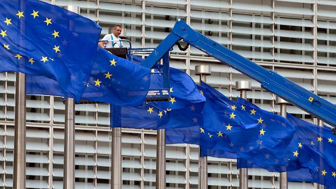 Befürworter der EU kämpfen weiter.
