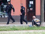Verletzte und womöglich ein Toter: Rocker beschießen sich in Leipziger Kneipe
