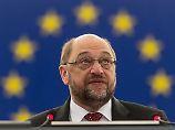 """""""Zögern schadet allen"""": Schulz fordert Austrittsantrag am Dienstag"""