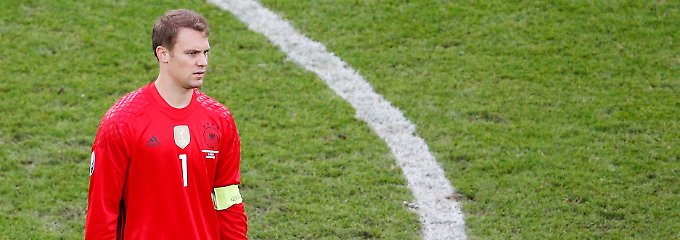 """""""Hätte es im Tennis nicht gegeben"""": Manuel Neuer kritisiert EM-Modus"""