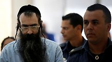 Strafmaß in Jerusalem verkündet: Gay-Parade-Mörder bekommt lebenslänglich