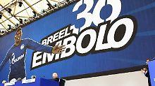 Megatalent bekommt Nummer 36: Schalke präsentiert Breel Embolo