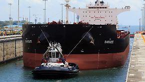 Neue Passage für Ozeangiganten: Erweiterter Panamakanal geht in Betrieb
