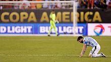 """""""Das Ende einer Ära"""": Lionel Messi, die emotionale Blackbox"""