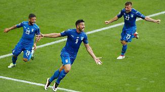 """Endet der Italien-Fluch?: DFB-Elf trifft im Viertelfinale auf """"imponierenden"""" Angstgegner"""