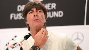 """Joachim Löw zum DFB-Gegner: """"Es sind nicht die Italiener, die man kennt"""""""