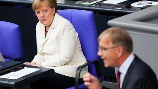 R2G im Bund: Bartsch ruft SPD und Grüne zum Sturz von Merkel auf