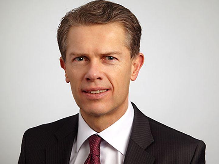 Ralph Beisel ist Geschäftsführer des Flughafenverbandes ADV.