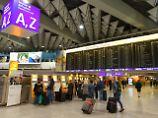 Nach Terror in Istanbul und Brüssel: Wie sicher sind deutsche Flughäfen?