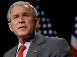 George W. Bush war der 43. Präsident der USA.