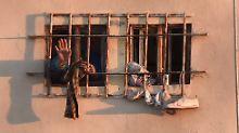 Aus Gefängnis in Mexiko geflohen: Häftlinge graben 40 Meter langen Tunnel