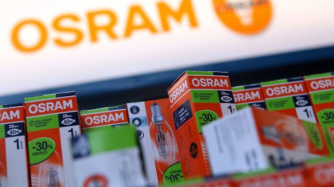 Unternehmen hält 18.000 Patente: Osram weckt Interesse bei Chinesen