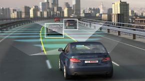 Keine unfehlbare Technik: Unfälle beim autonomen Fahren nicht ausgeschlossen