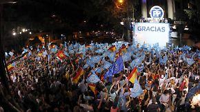 Enttäuschung und Misstrauen: Neuwahlen stürzen Spanien in politisches Chaos