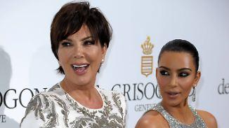 Promi-News des Tages: 60-jährige Kris Jenner will noch ein Baby