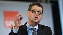 """SPD-Vize warnt Union: """"Minderheitsregierung bleibt eine Option"""""""