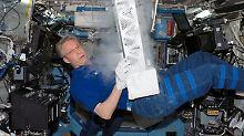 Erster Deutscher auf der ISS: Reiters Raumfahrt-Märchen feiert Jubiläum