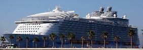 """n-tv Ratgeber: Die """"Harmony of the Seas"""" - das größte Schiff der Welt"""