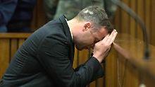 Letzter Akt in Pretoria: Oscar Pistorius erfährt sein Strafmaß