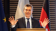 Präsident Macri verschweigt Probleme: Argentinien wirbt um deutsche Einwanderer