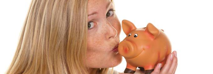 Für 3 Jahre sind beim Festgeld 1,2 Prozent Zinsen drin.