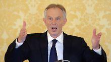 Irak-Bericht macht es amtlich: Blair hat die Briten betrogen