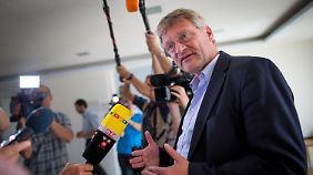 Offener Machtkampf in der AfD: Co-Chef Meuthen gründet neue Fraktion in Baden-Württemberg