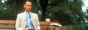 """""""Forrest Gump"""" ist Tom Hanks' Paraderolle."""