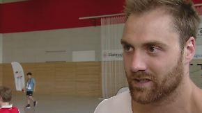 """""""120 Minuten spannender Fußball"""": Promi-Sportler glauben an die DFB-Elf"""