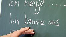 Flüchtlinge liefern Forschern Daten: Was ist der beste Weg zum Deutschlernen?