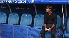 """Löw: """"Der Stachel sitzt tief"""": DFB-Elf muss sich Frankreich geschlagen geben"""