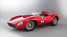 Jedes Jahr wird der Ferrari 355 S Spider Scaglietti mehrere Millionen Euro teurer.