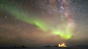 """Forschungsbasis in der Antarktis-Eiswüste: """"Concordia"""" lotet körperliche und geistige Anforderungen aus"""