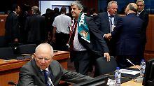 Konjunktureinbruch von 0,5 Prozent: EU-Finanzminister erwarten Brexit-Schäden