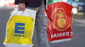Tengelmann-Übernahme durch Edeka: Richter kippen Gabriels Ministererlaubnis