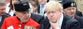 """Wer der """"House of Cards""""-artigen Ämterrochade in London etwas Positives abgewinnen will, könnte sagen: ..."""