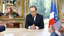 Themenseite: Präsidentschaftswahl in Frankreich 2017