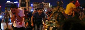Türkei im Ausnahmezustand: Militär putscht gegen Erdogan