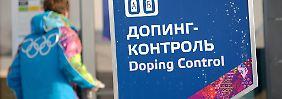 Forderung nach Ausschluss Russlands: Brief sorgt vor Anti-Doping-Bericht für Wirbel