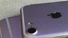 Vergleich mit dem Vorgänger: Chinese stellt iPhone 7 im Video vor